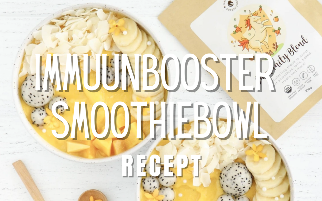Immuunbooster smoothie