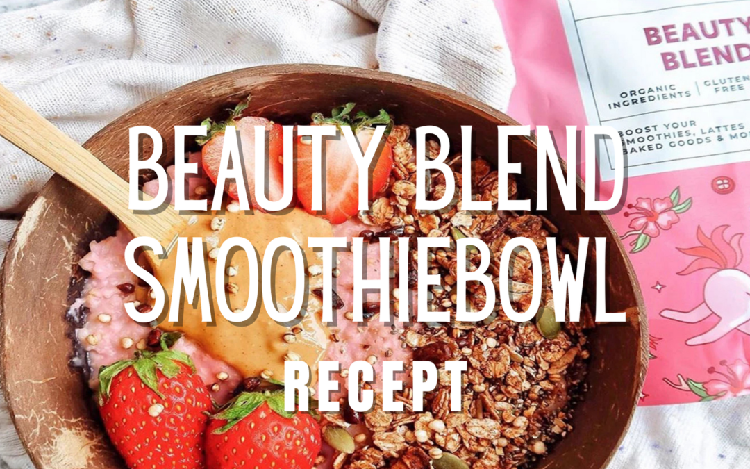 Beauty Blend Smoothiebowl